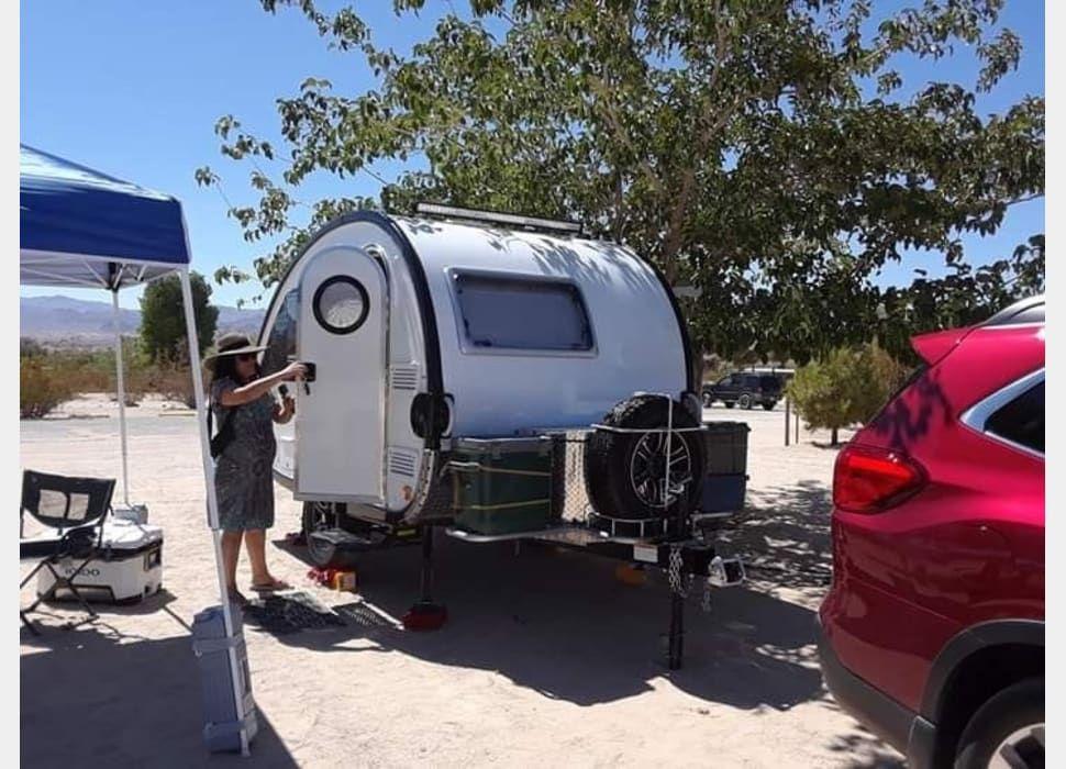 Travel Trailer Rental in West WhittierLos Nietos, CA