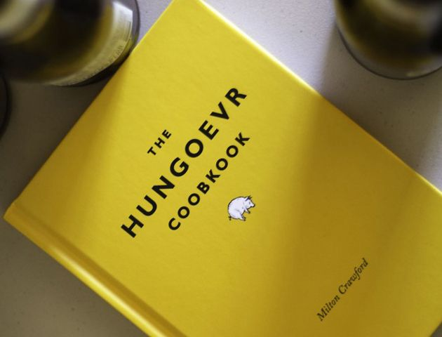 The Hungover Cookbook By Milton Crawford Cookbook Hungover White Elephant Gifts