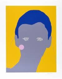 Gary Hume 'Cerith', 1998 © Gary Hume