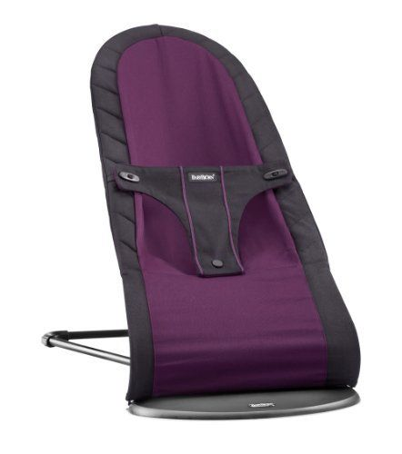 BABYBJORN Babysitter Balance, Black/Purple by BabyBjorn, http://www.amazon.com/dp/B0074JKXRK/ref=cm_sw_r_pi_dp_OzN1qb1XS6JKJ