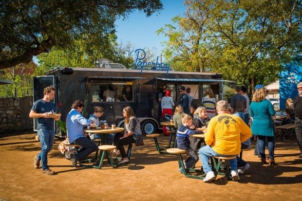 Best Food Trailers In Austin Tx