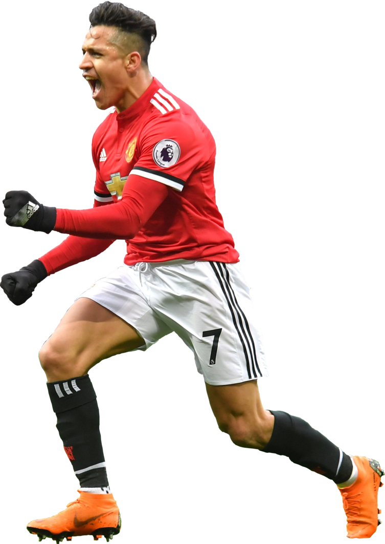 Alexis Sanchez Render Manchester United View And Download Football Renders In Png N Manchester United Players Manchester United Football Club Alexis Sanchez