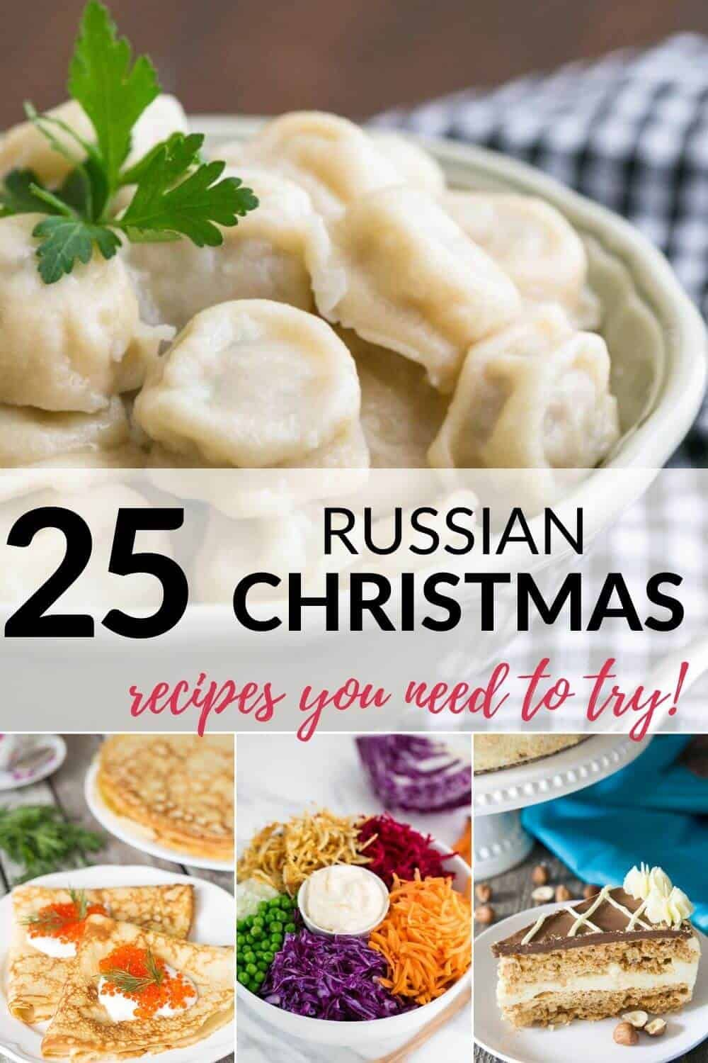 Photo of Traditional Russian Christmas Recipes