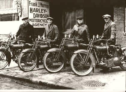 History Of Harleys Old Old School Style Stuff Palia