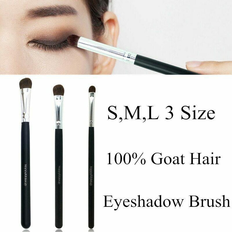 3pcs maange eye makeup brushes set eyeshadow brush for