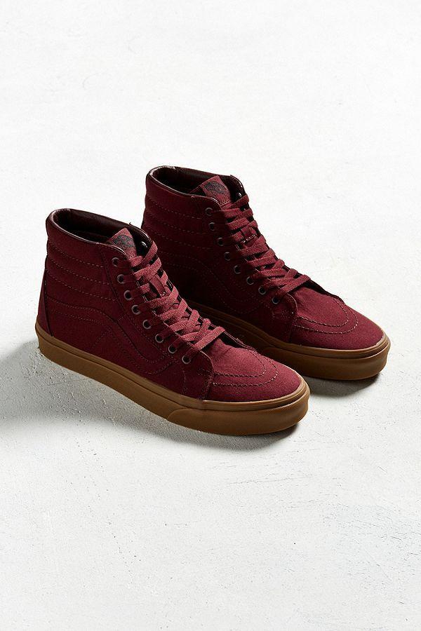 Vans Sk8-Hi Reissue Gum Sole Sneaker