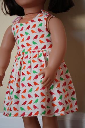Little Birdie Dress Pattern