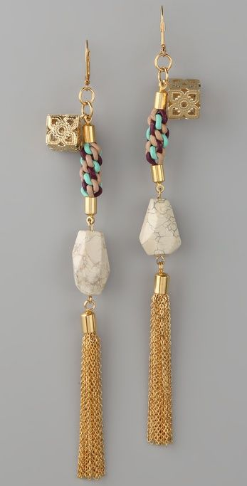 Sachin + Babi Asti Tassel Earrings
