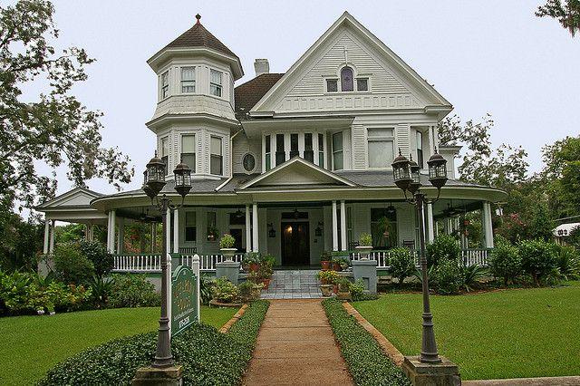 Mcfarlin House 1895 Victorian Homes House House Exterior