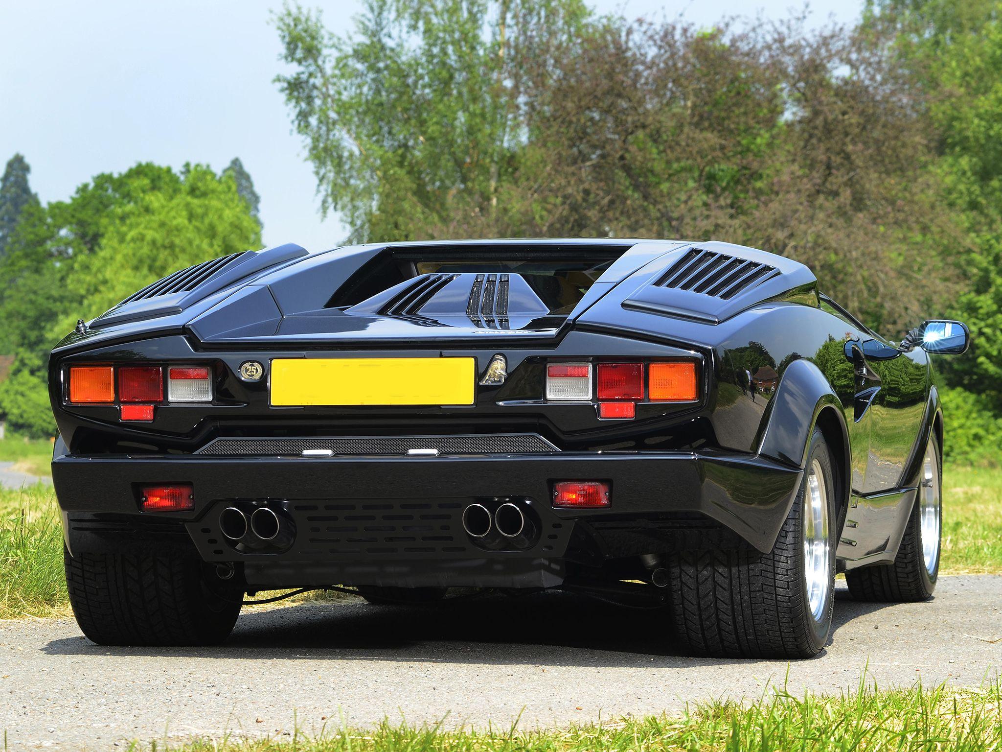 b9aaf6e517c60a4c944b845b864051bc Elegant Lamborghini Countach 25th Anniversary Specs Cars Trend