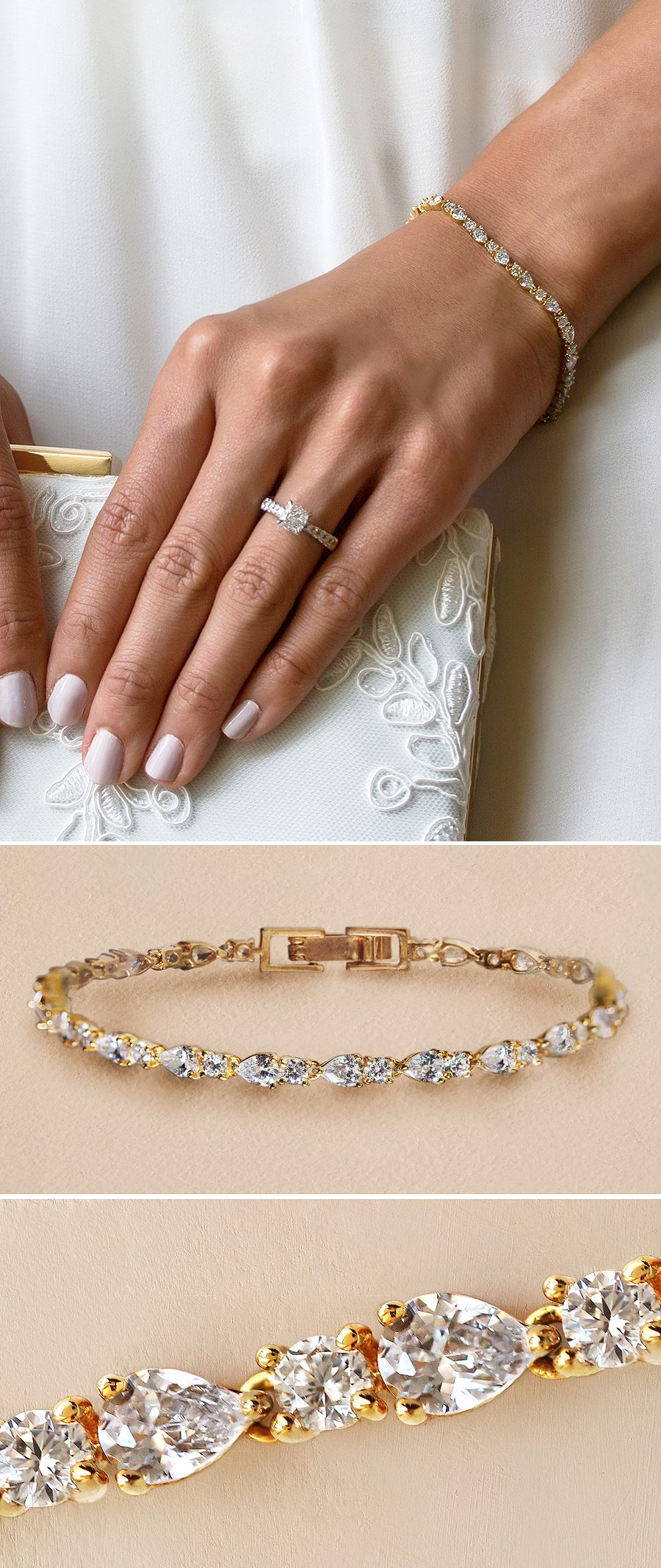 Wedding accessories with their own hands