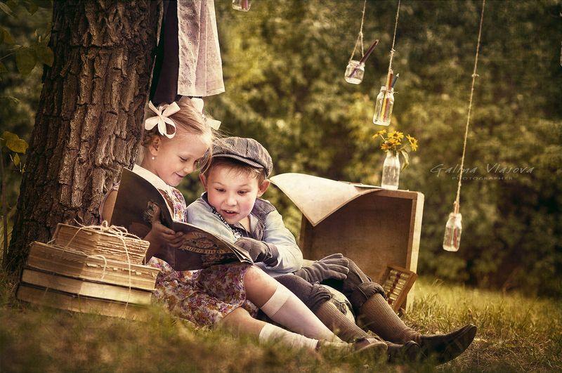 Тематическое фото идеи с детьми