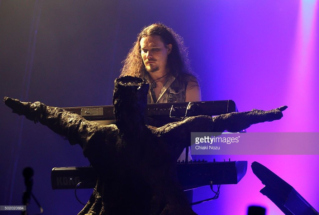 HBD Tuomas Holopainen December 25th 1976: age 39