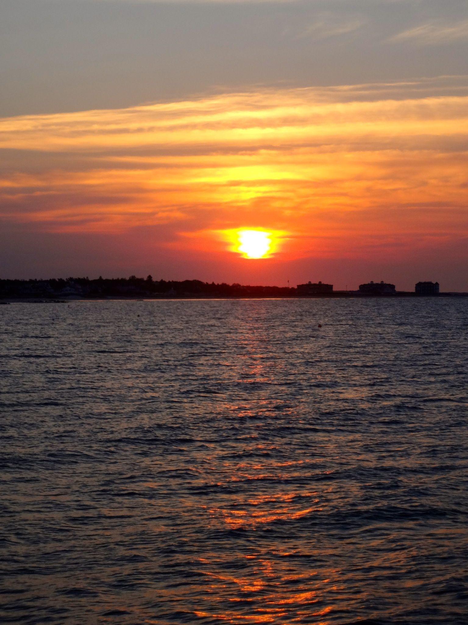 sunrise cape cod