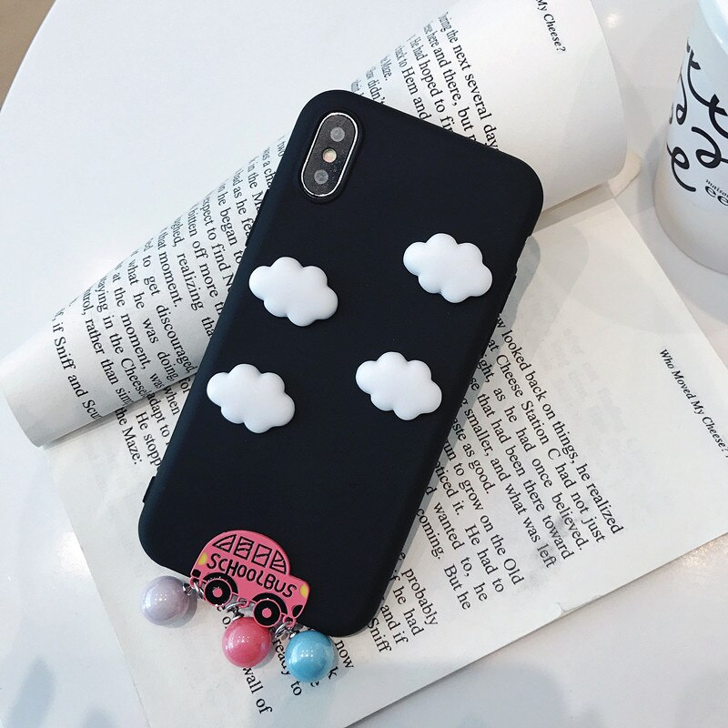 Lovely Cartoon Case For OPPO F1S F1 F3 Plus F5 F7 F9 A3S