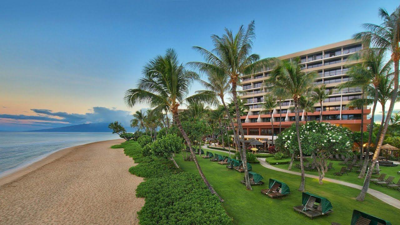 Marriott S Maui Ocean Club Hawaii Best 4 Star Beachfront Hotel For Su