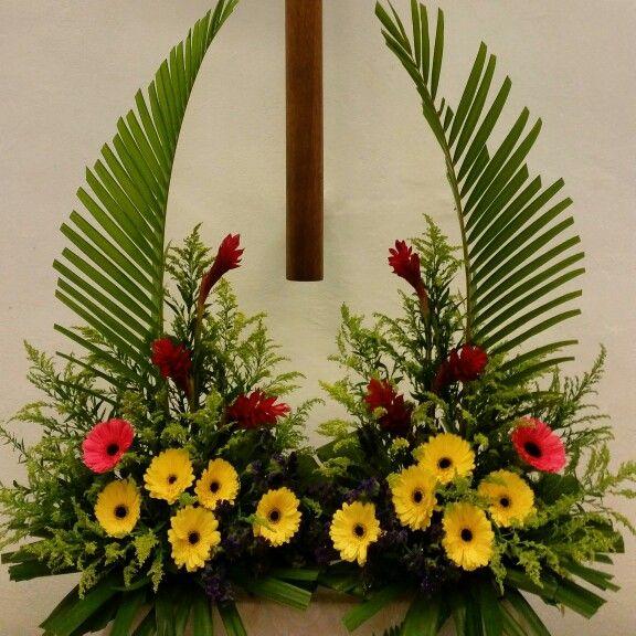 Altar Church Flower Designs: Floral Designs