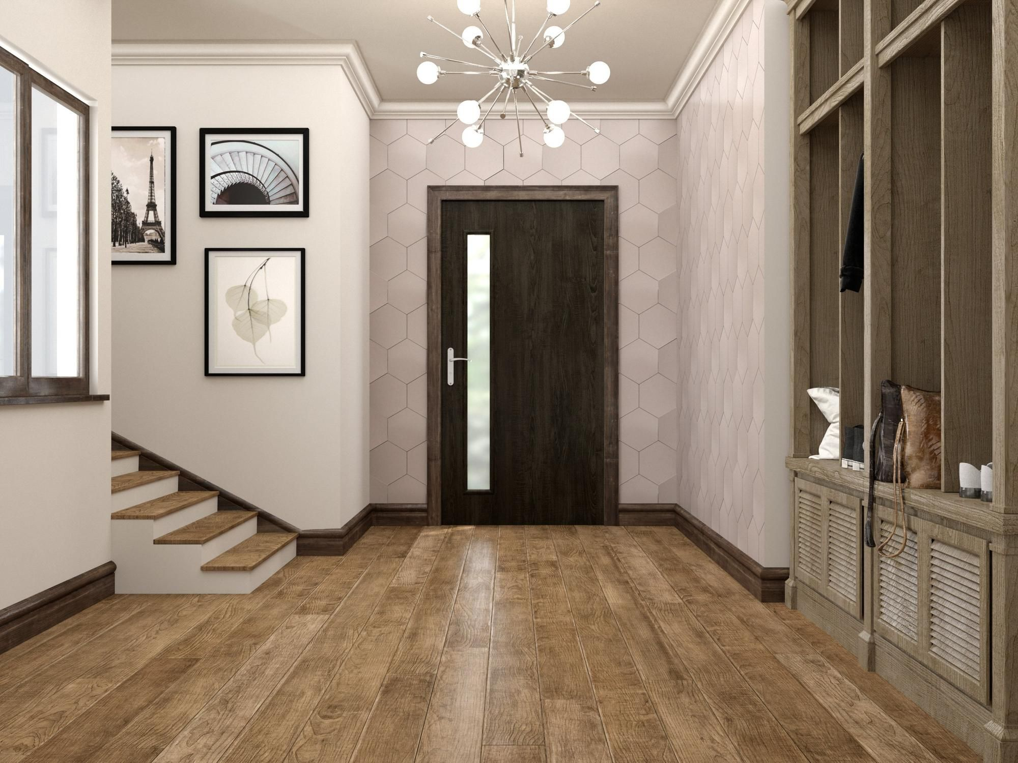 nucore driftwood oak plank with cork back 6 5mm on floor and decor id=17895
