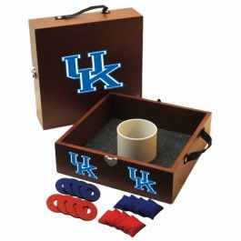 Kentucky UK Wildcats Washer/Ring Toss/Bean Bag Cornhole Game