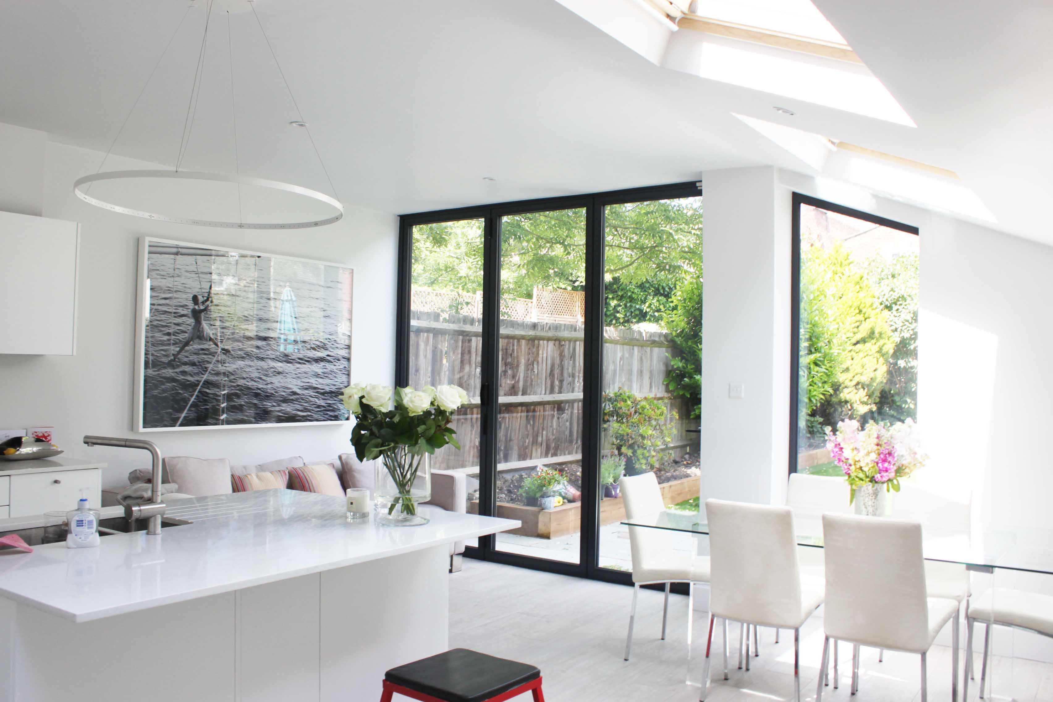 Find your ideal home design pro on designfor-me.com - get matched and see who's interested in your home project. Click image to see more inspiration from our design pros     Design by Joe, architect from Haringey, London #architecture #homedesign #modernhomes #homeinspiration #kitchens #kitchendesign #kitcheninspiration #kitchenideas #kitchengoals #extensions #extensiondesign #minimalistarchitecture #minimalistdecor #minimalistdesign #miminalism
