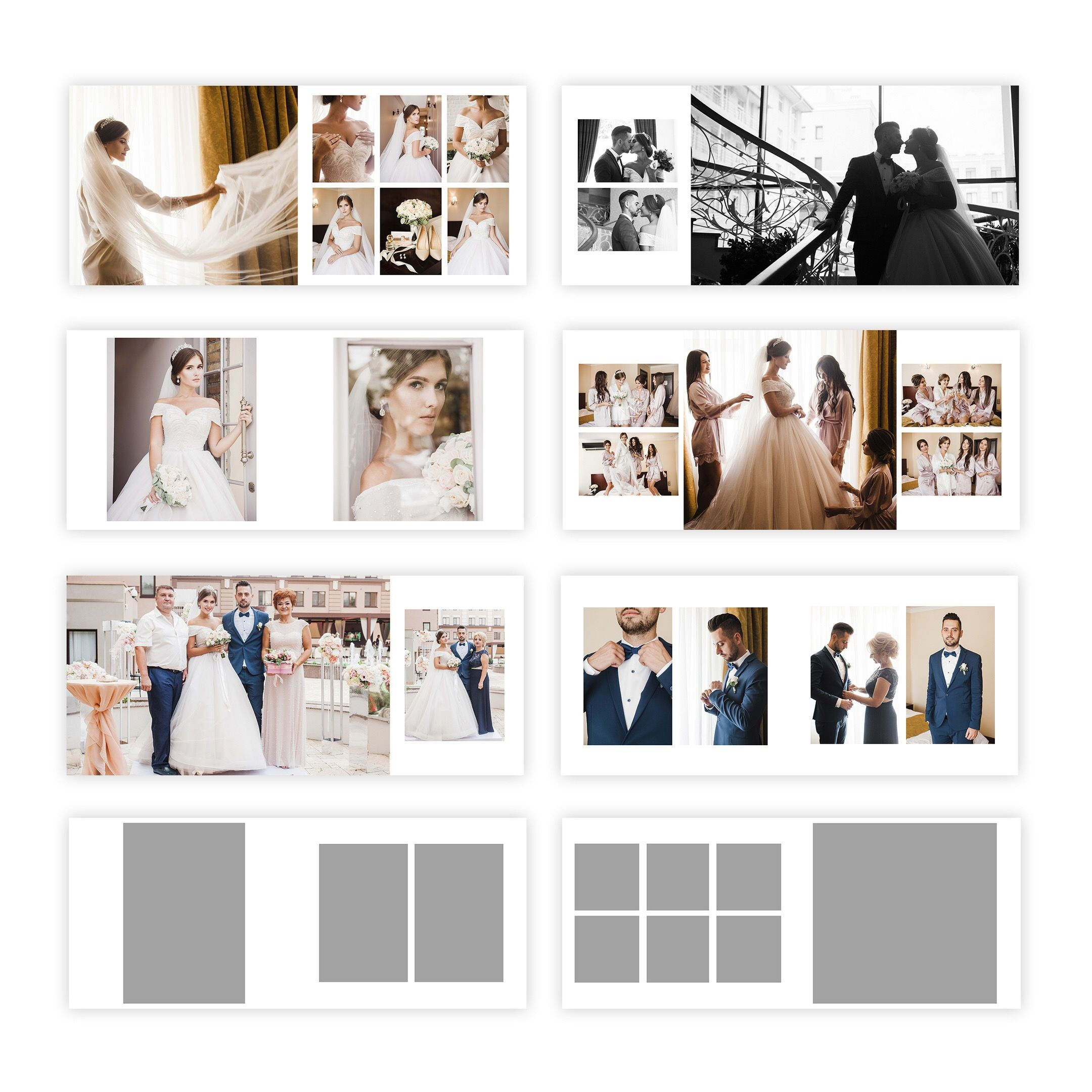 Wedding Album Template Album Template Photo Album Template Album Template Whcc In 2021 Wedding Album Layout Wedding Album Templates Photo Album Layout