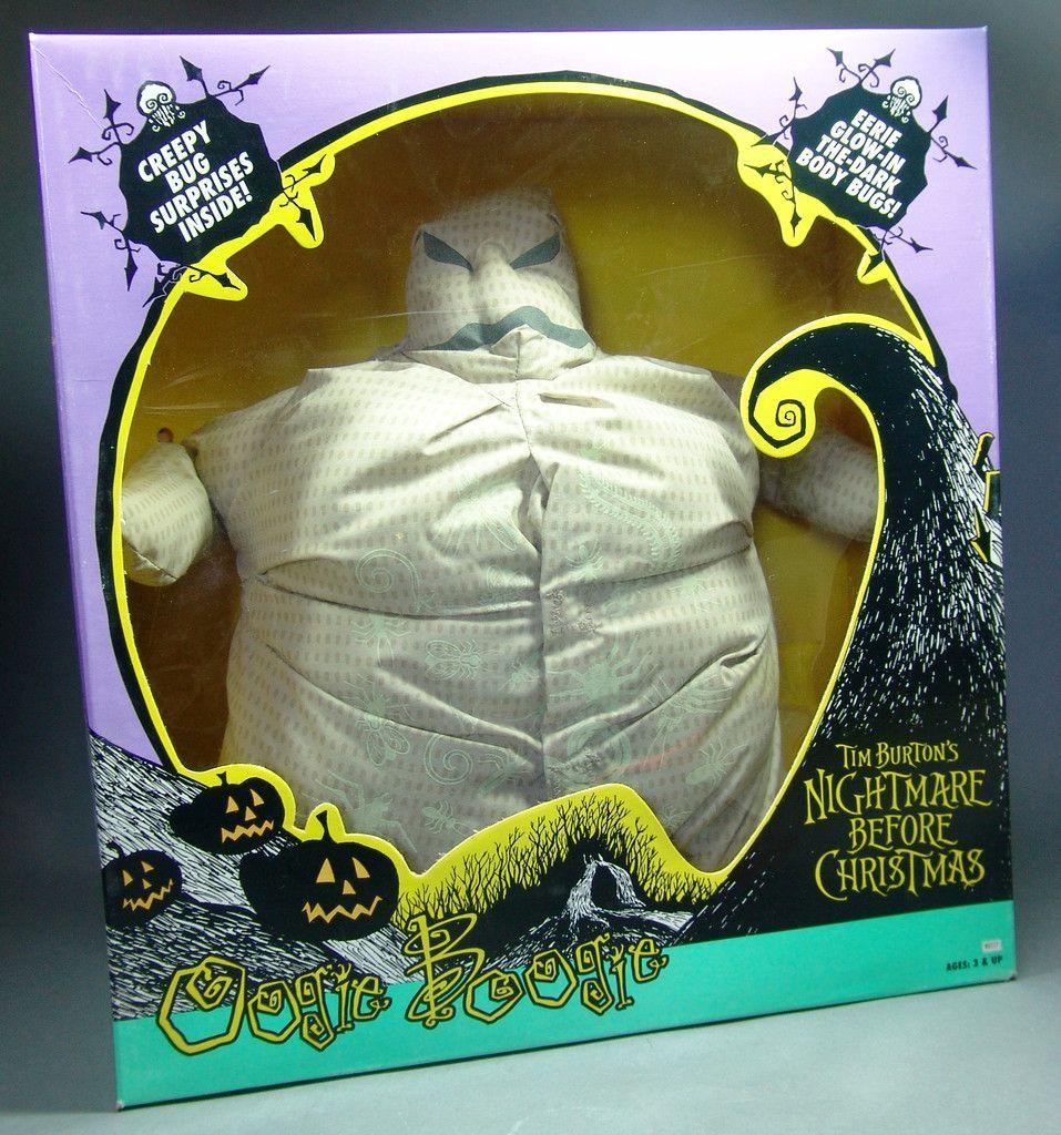 Nightmare Before Christmas Hasbro Oogie Boogie Rare Nightmare Before Christmas Toys Nightmare Before Christmas Nightmare Before