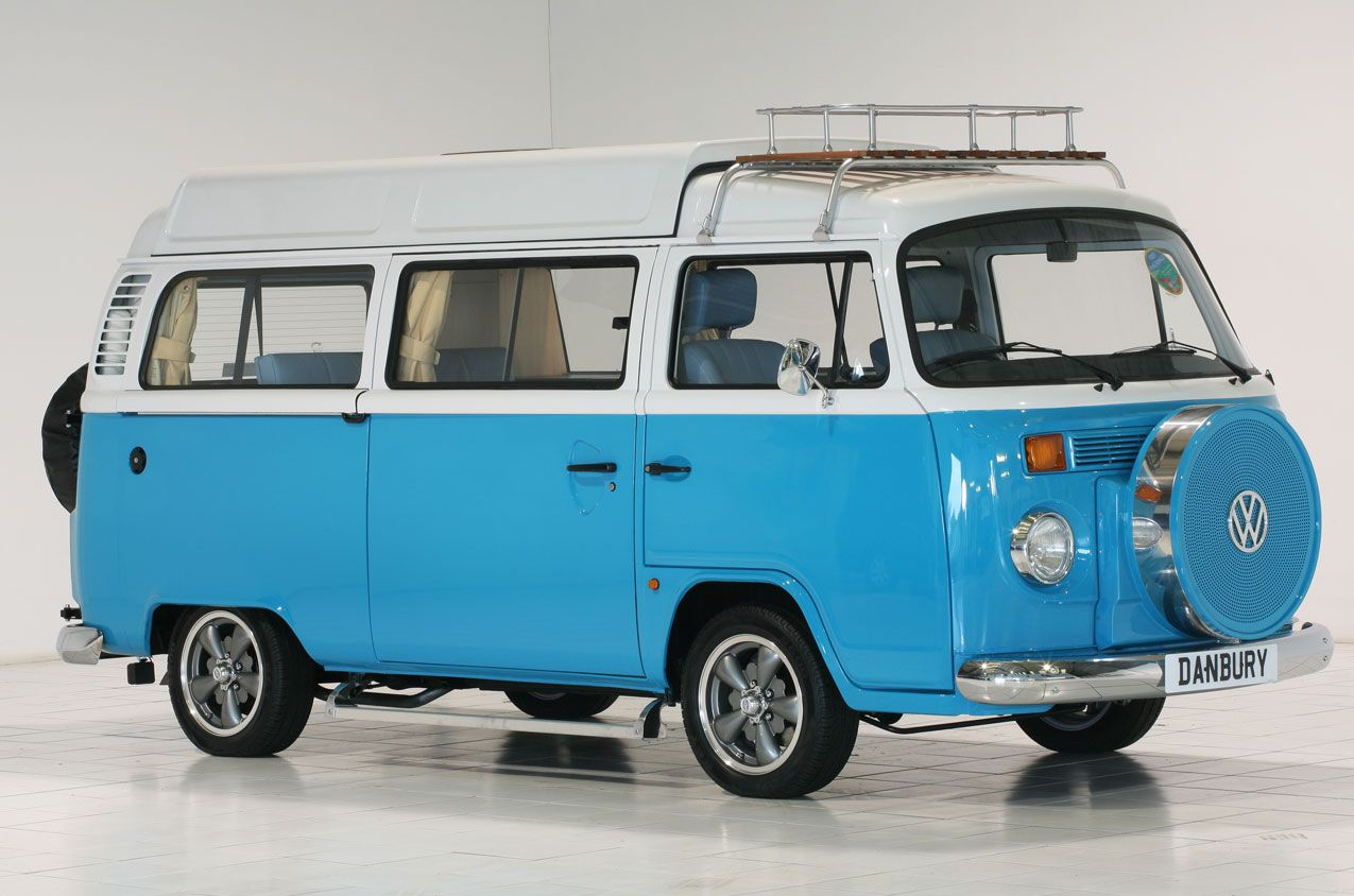 Vw T2 4 Seater From Danbury Campervans Caravans And