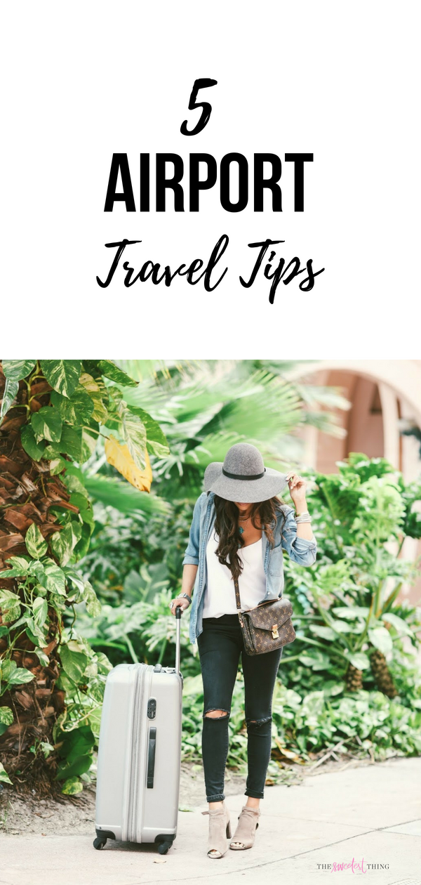 Travel Tips, Airplane Travel