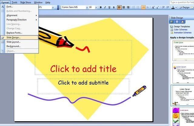 Cómo Hacer Un Folleto En Microsoft Powerpoint Tutoriales De Informática Hacer Un Folleto Microsoft Powerpoint Powerpoint