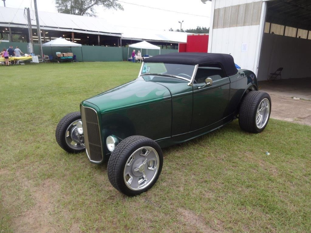 For sale 1932 ford convertible hotrodhotline com