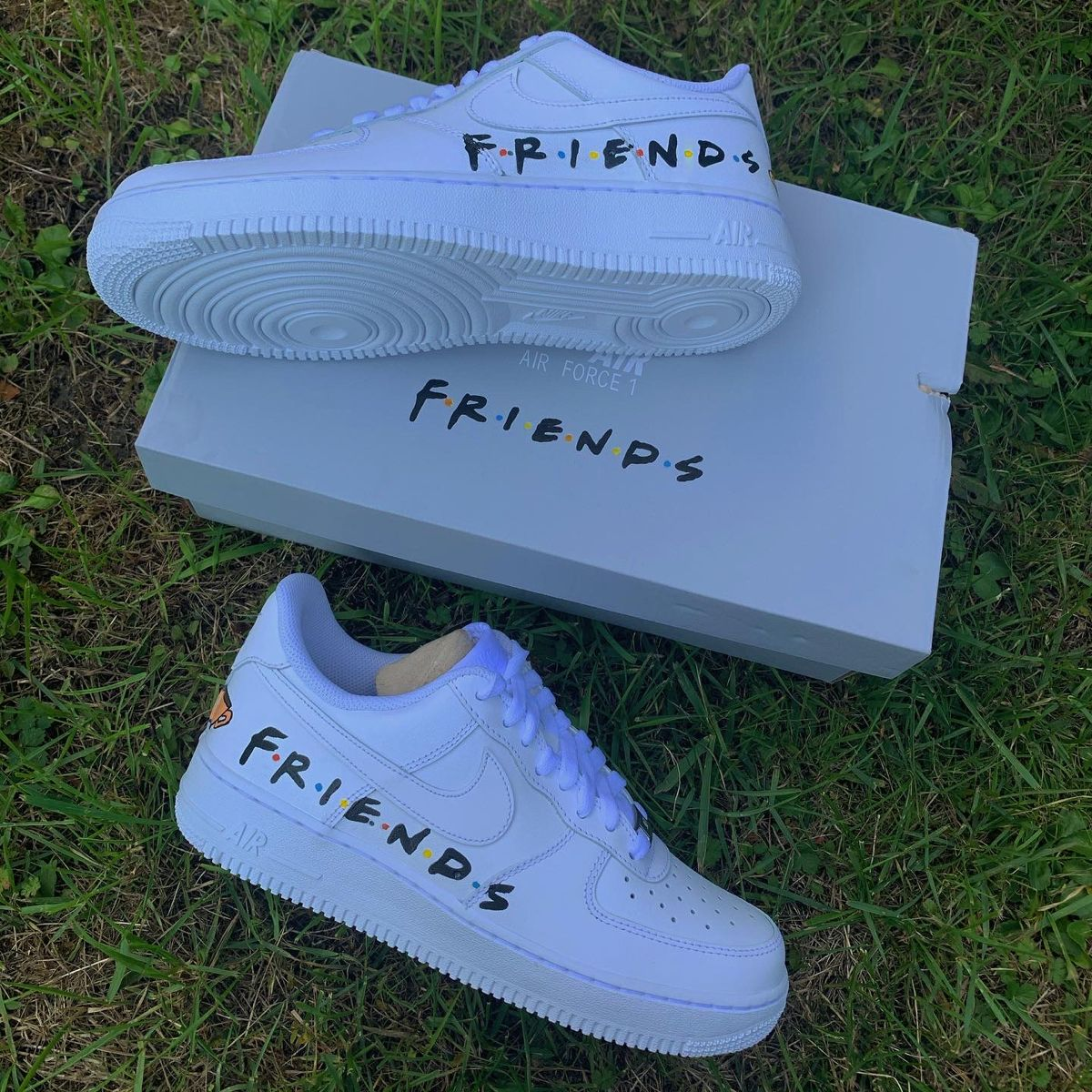 Friends custom Air Force one