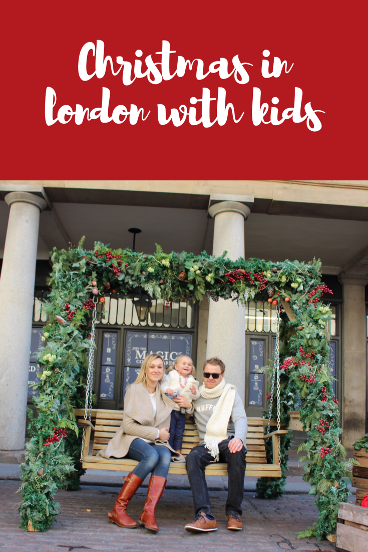 Childrens Christmas Shows London 2020 Christmas In London With Kids 2020 | Christmas Activities for Kids
