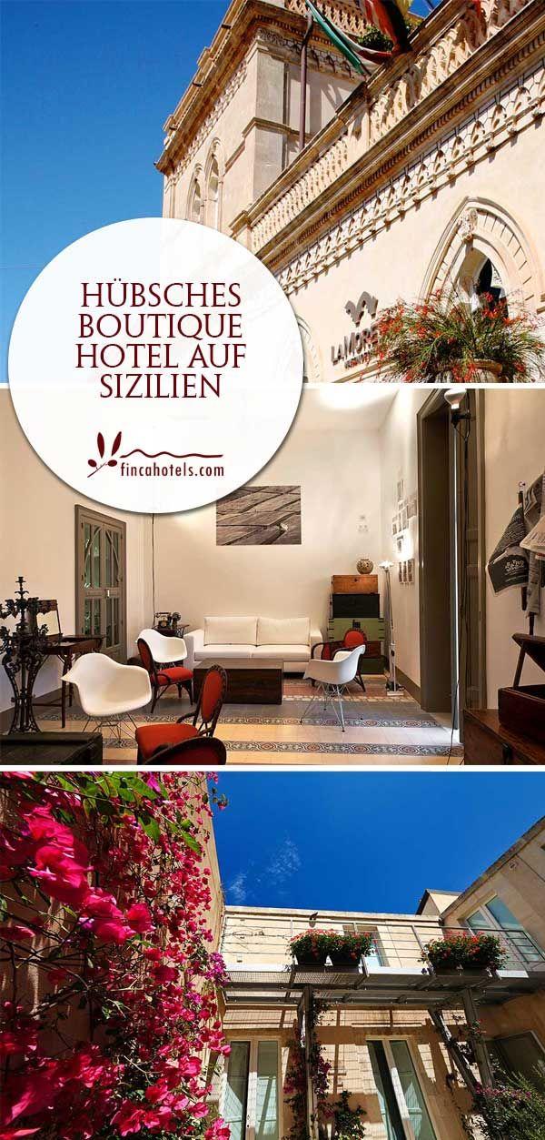 Hubsches Boutique Hotel Auf Sizilien Nur 3 Km Vom Meer Entfernt