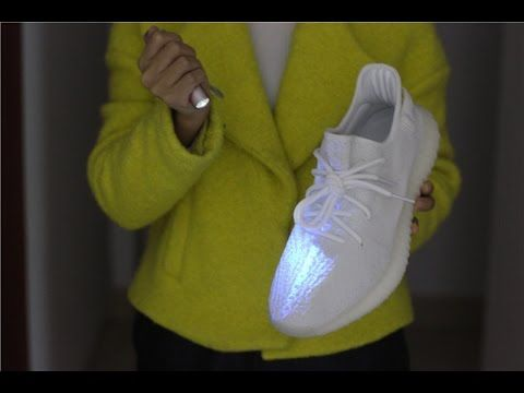 d4ef356e First Look+UV Review: Adidas Yeezy Boost 350 V2