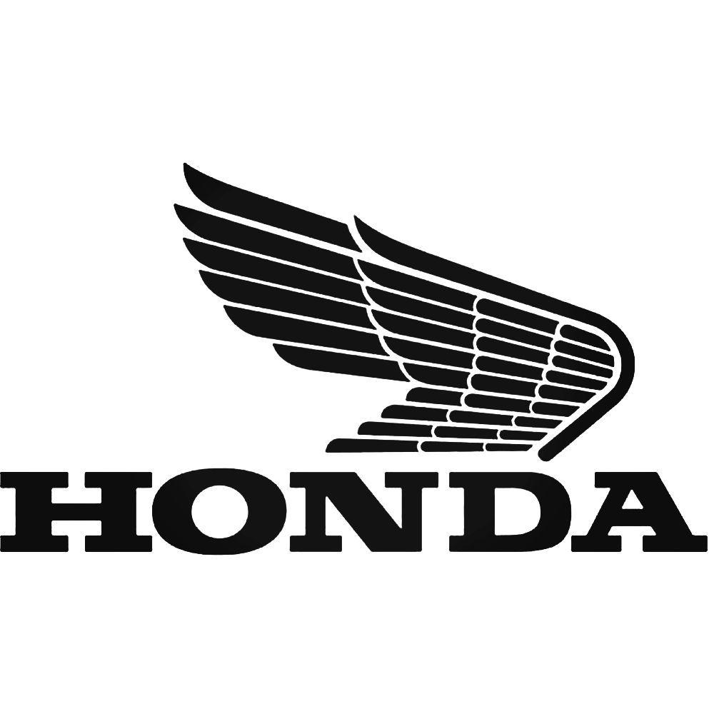 Honda Logo Retro Rechts Decal Sticker BallzBeatz Com