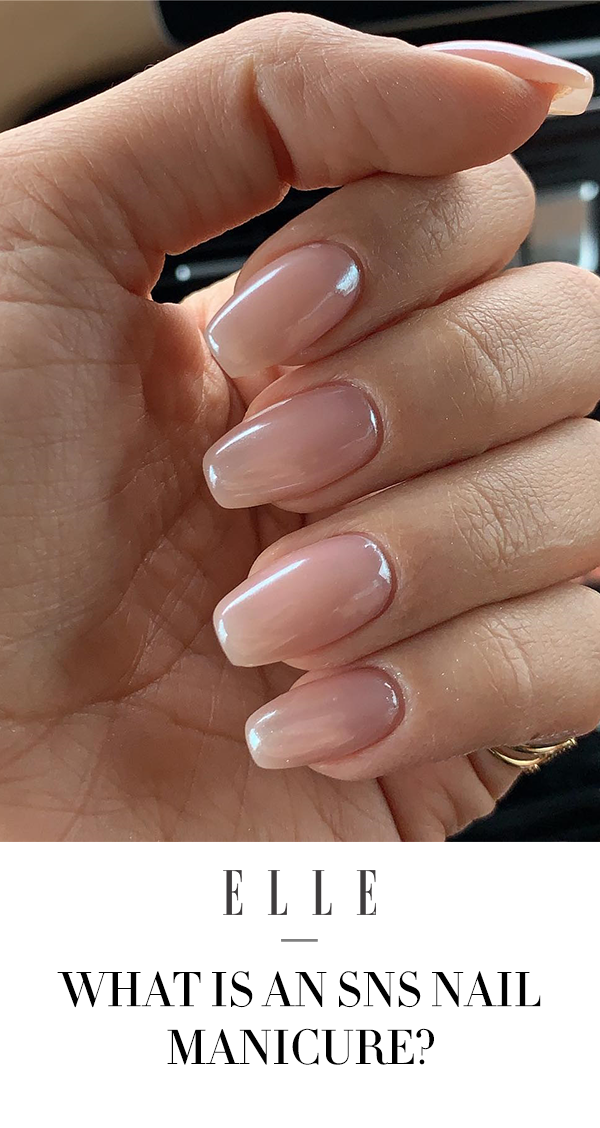 Photo of What Is An SNS Nail Manicure?