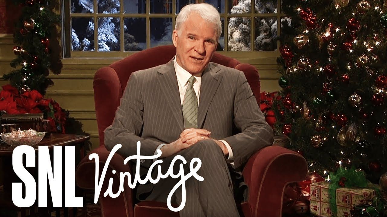 steve martins christmas wish snl - Steve Martin Christmas Movie