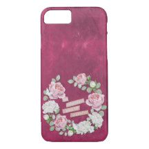 Be your own kind of beautiful iPhone 7 case