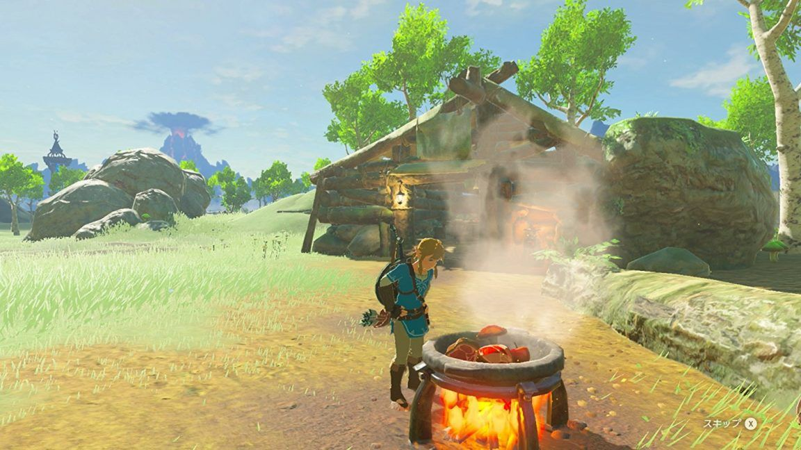 #Zelda #Breath of #theWild guide – best recipes and elixirs for hearts, cold resistance, defense, speed & stealth: Cooking in Zelda #Breath…