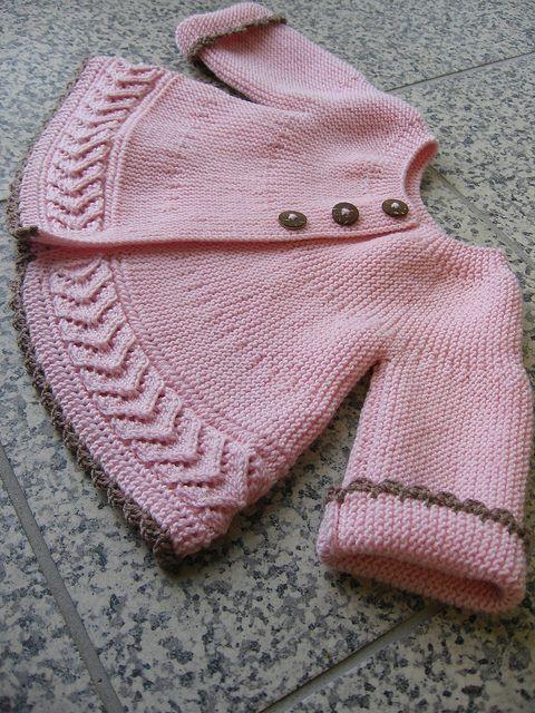 0b3e661925c0 Pin de Thimbleanna . em Knitting - Baby Children