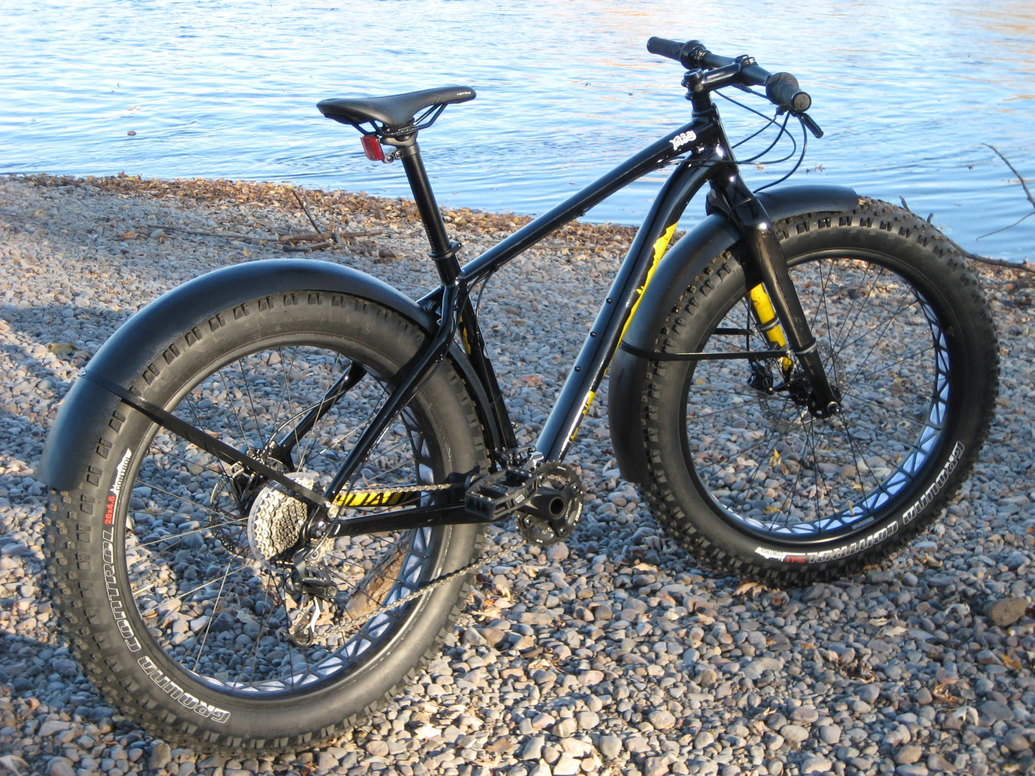 Achterspatbord Mountainbike Specialized Fatboy With Big Quoto Quot Fenders Bicycle