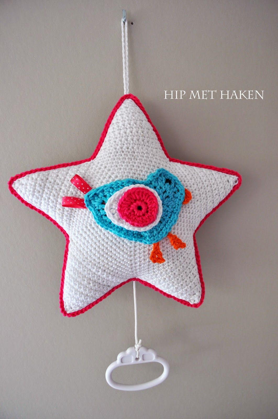 Yfp38 A Star Music Box Muziekdoos Ster From Hip Met Haken