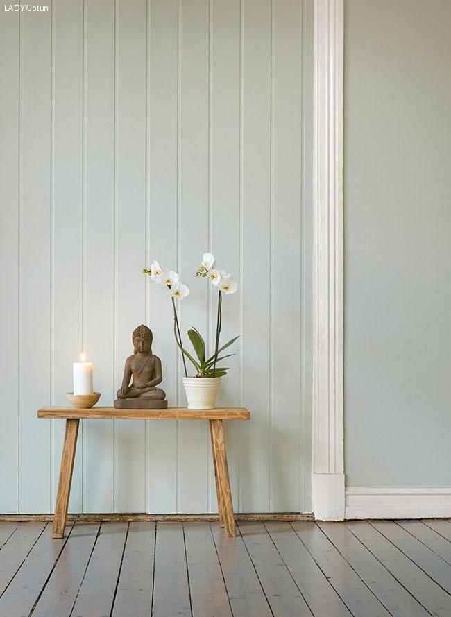 El minty un color muy de moda para esta primavera for Raumgestaltung yoga