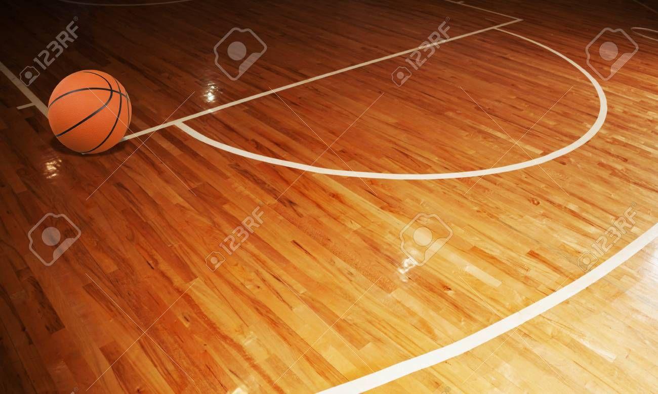 Wooden Floor Of Basketball Court Affiliate Floor Wooden Court Basketball Basketball Court Wooden Flooring