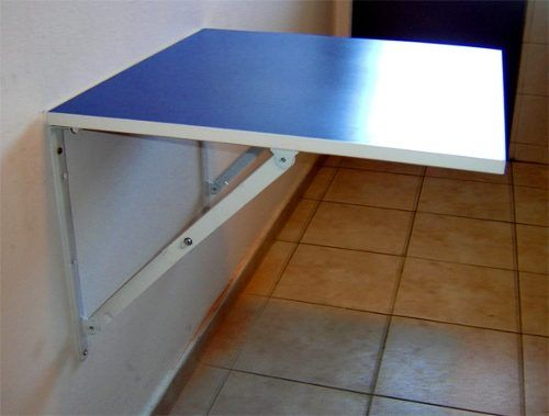 Mesas plegables de pared google search mesas plegables - Mesa plegable pared ...