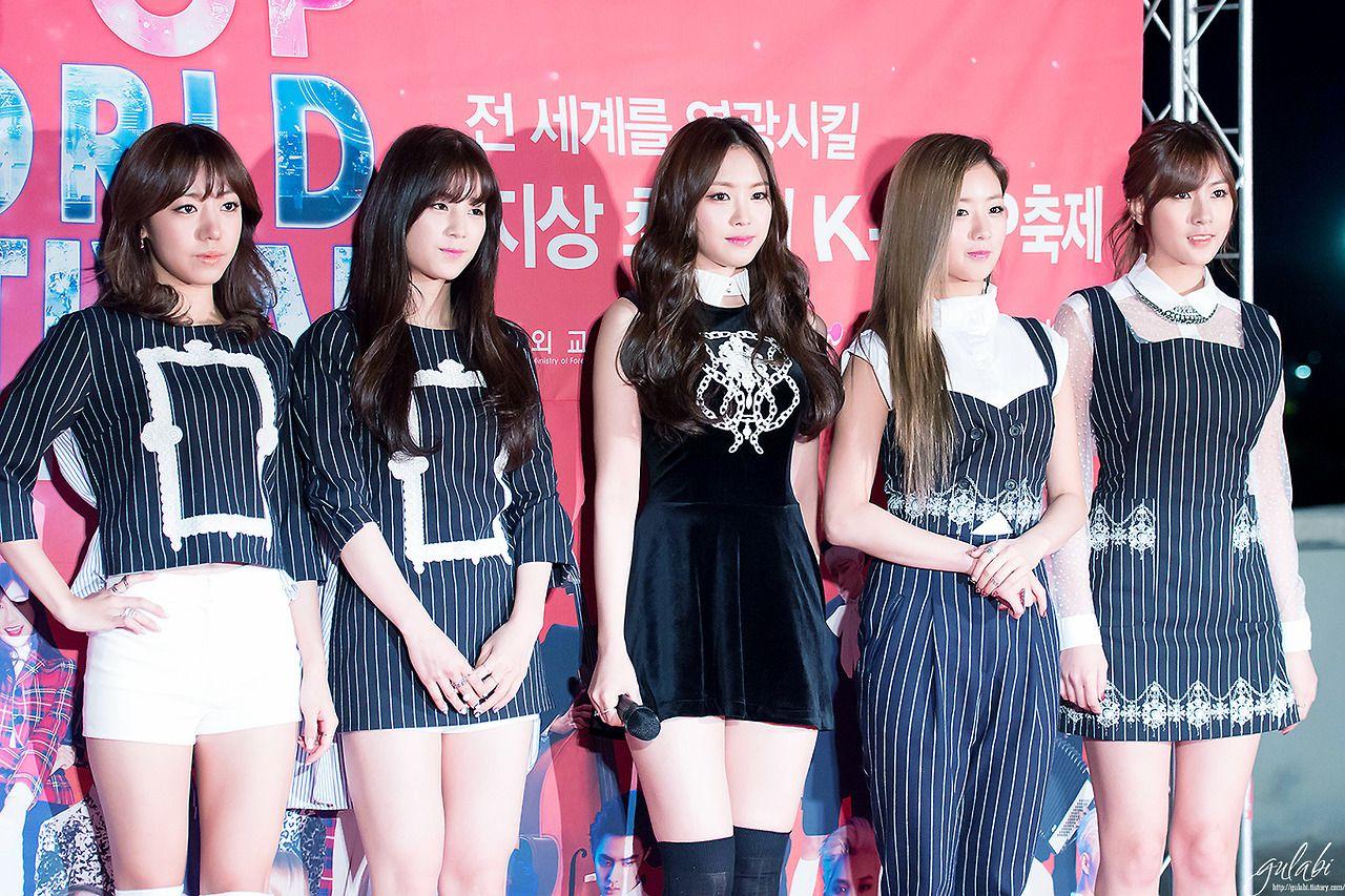 141019 K-POP World Festival in Changwan