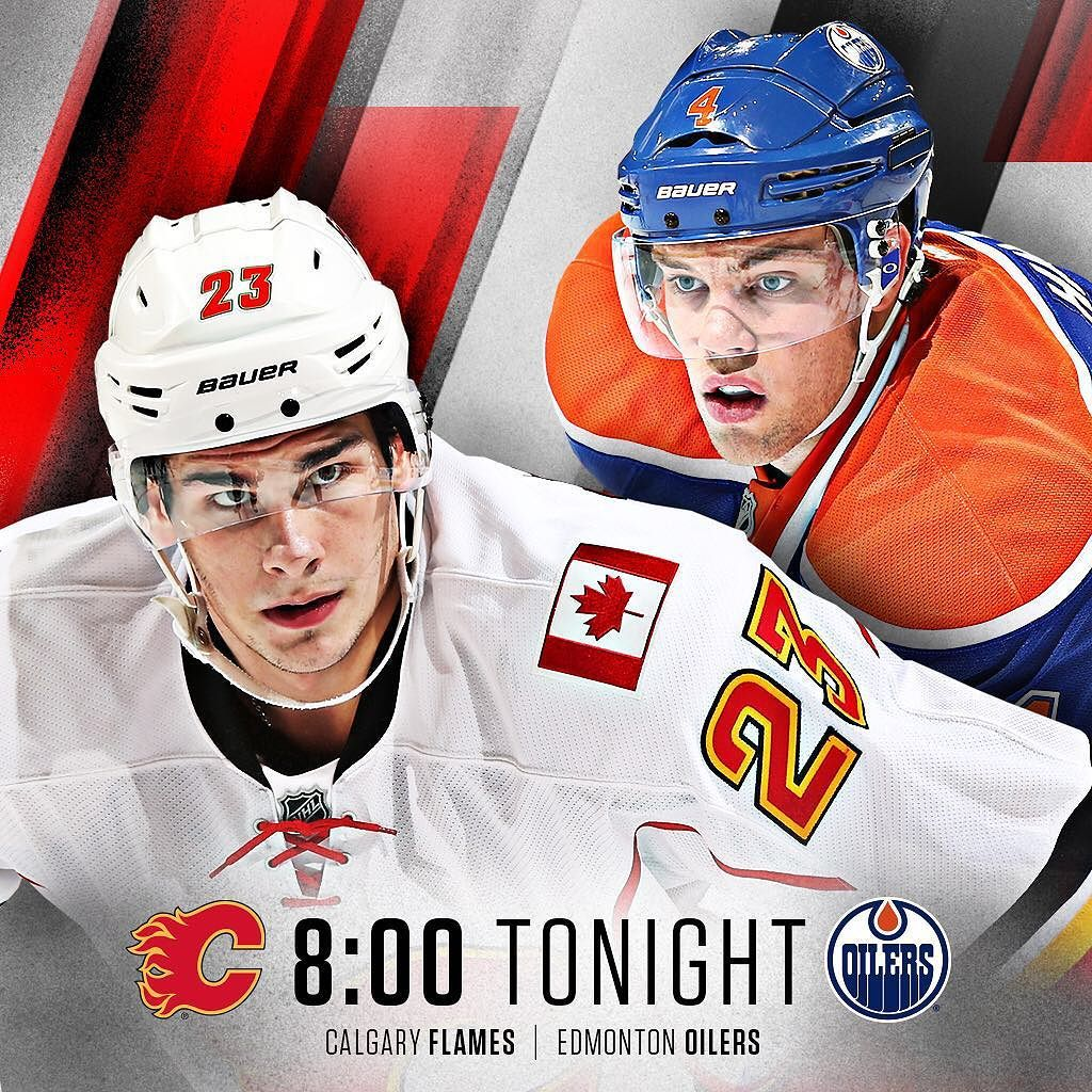 """Calgary Flames on Instagram """"GAME DAY! The NHLFlames are"""