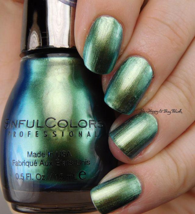 Sinful Colors Kandee Johnson Vintage Anime nail polish collection ...