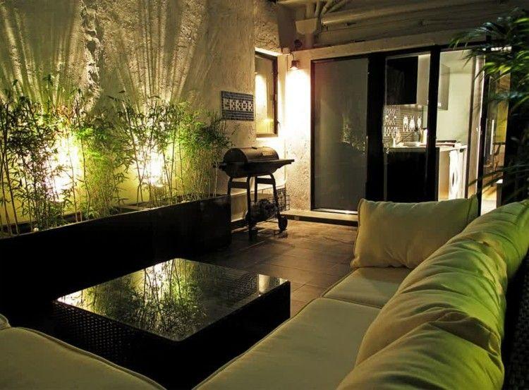 Cañas De Bambú Para Decorar Patios Y Terrazas Loft