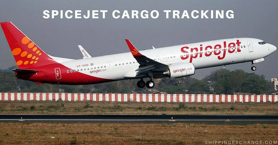 SpiceJet Tracking - Track & Trace SpiceJet Package, Parcel